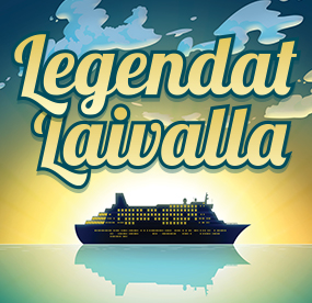 Legendat Laivalla